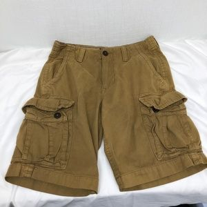American Eagle Size 28 Cargo Shorts - A0902
